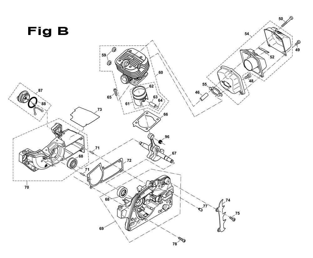 EA4300FRDB-Makita-PB-2Break Down
