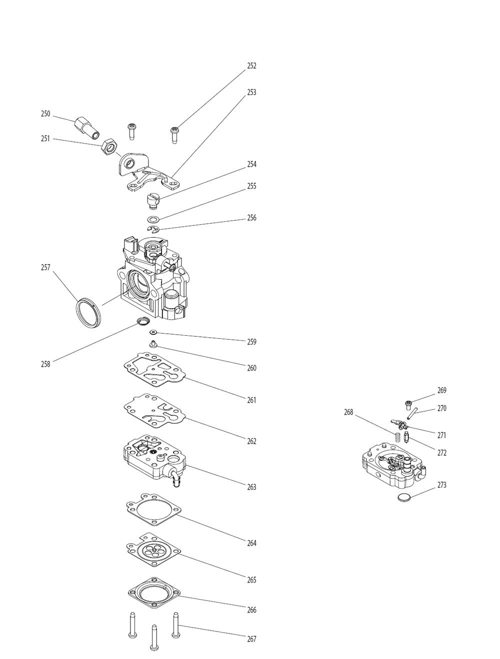 EB7650TH-T2-Makita-PB-7Break Down