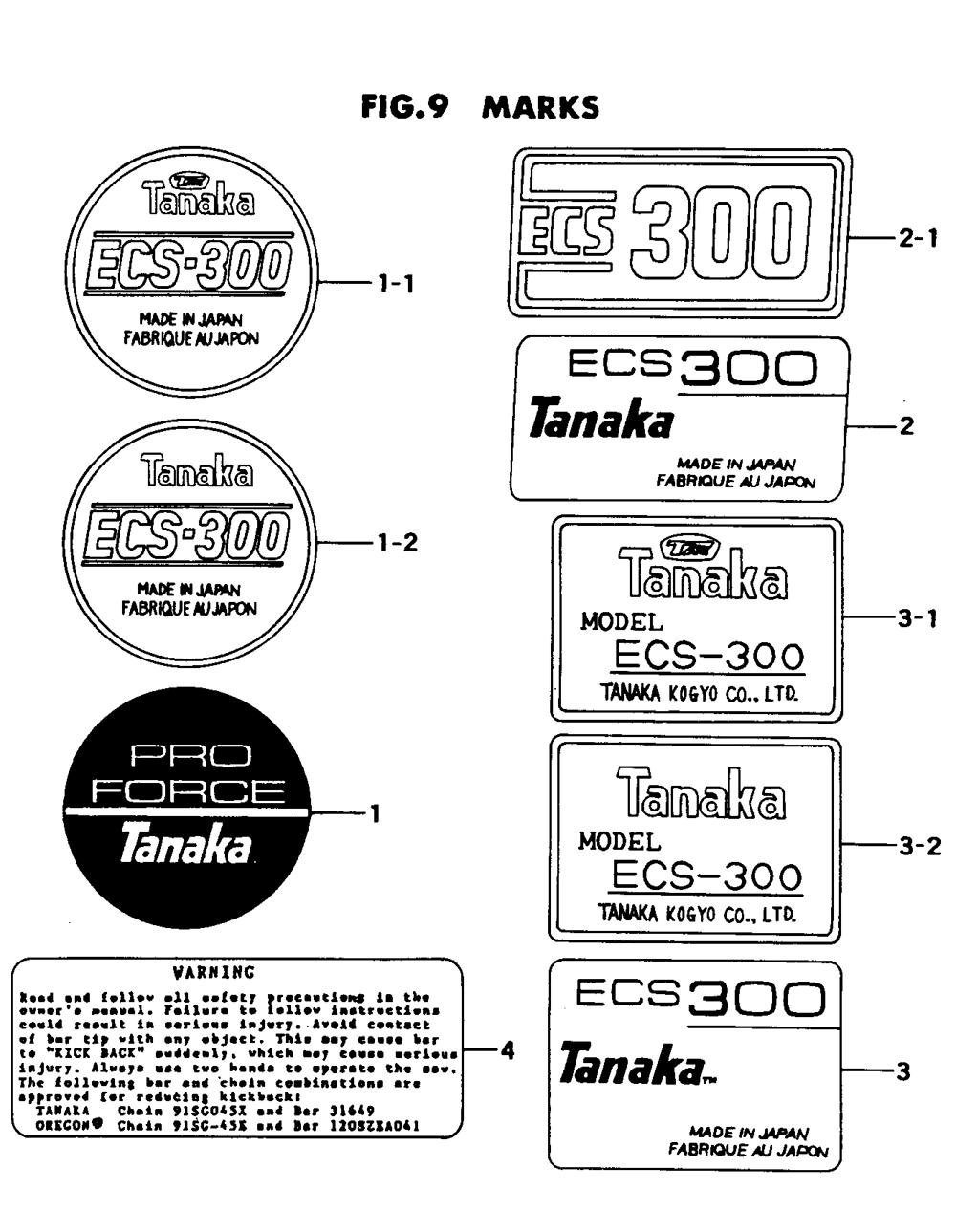ECS-300-Tanaka-PB-8Break Down