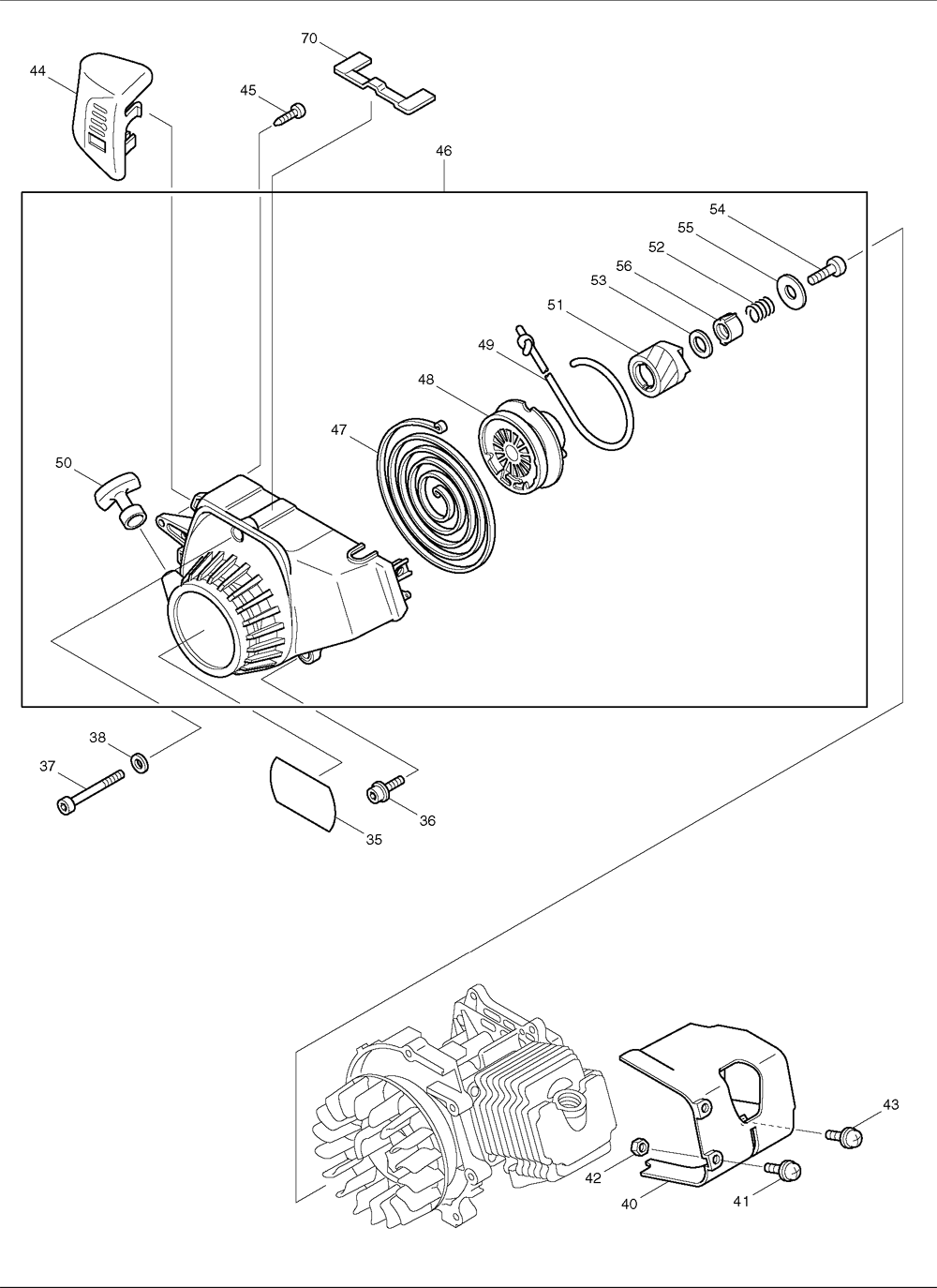 Makita-EW100R-413-PBBreak Down
