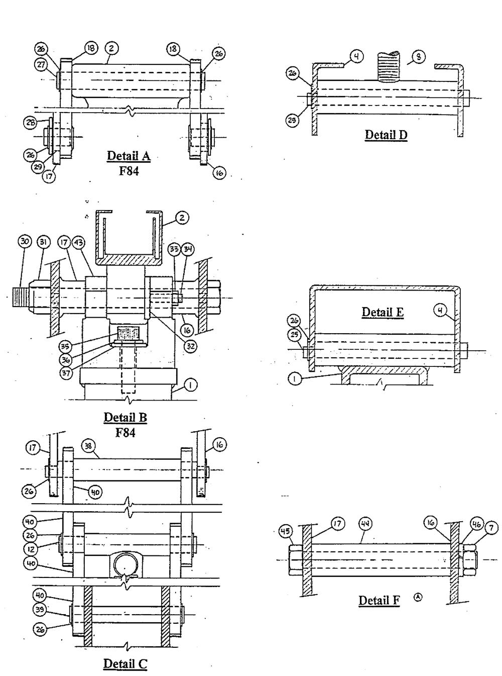 F84E-bostitch-PB-2Break Down