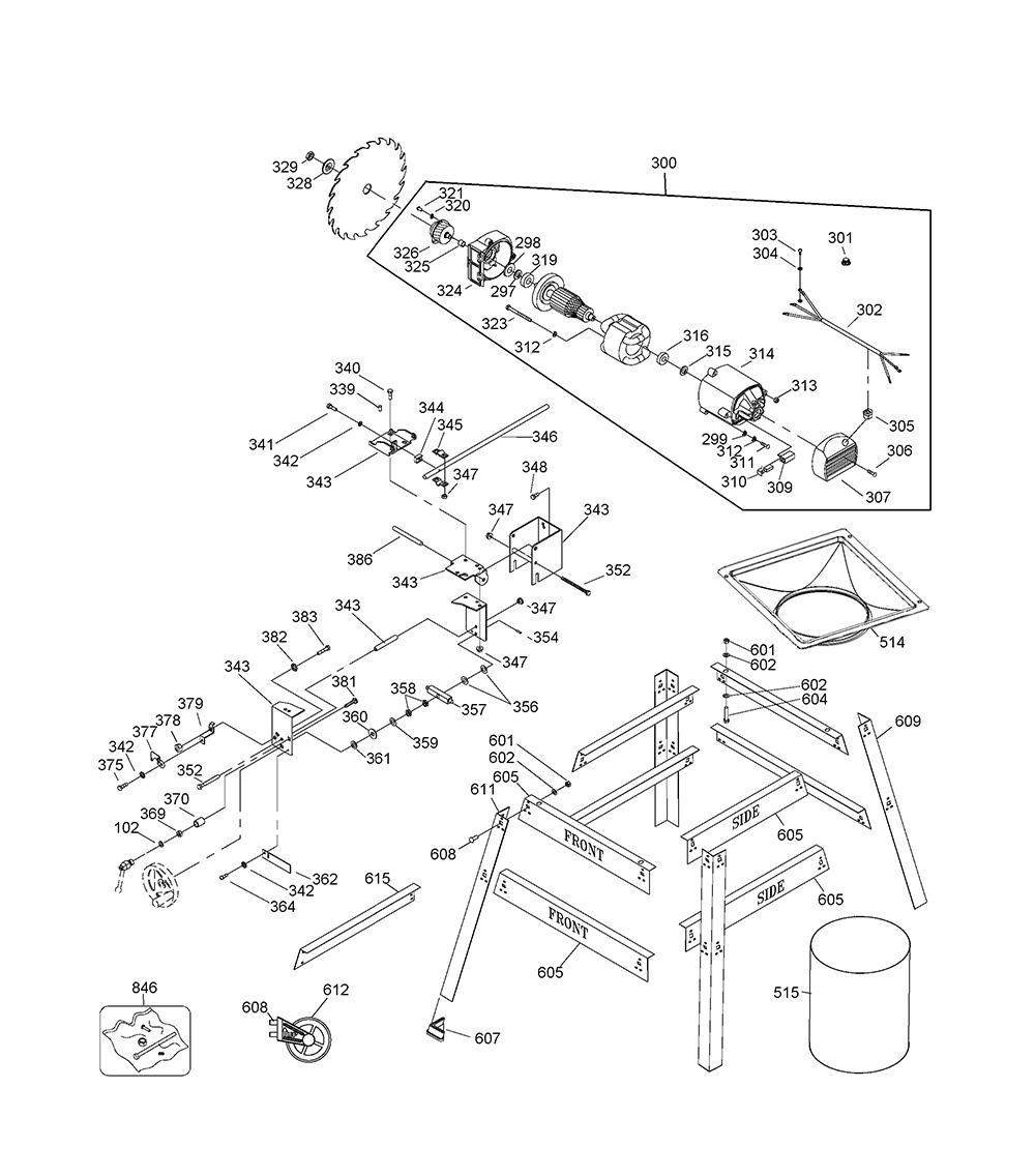 FS200SD-BlackandDecker-T1-PB-1Break Down