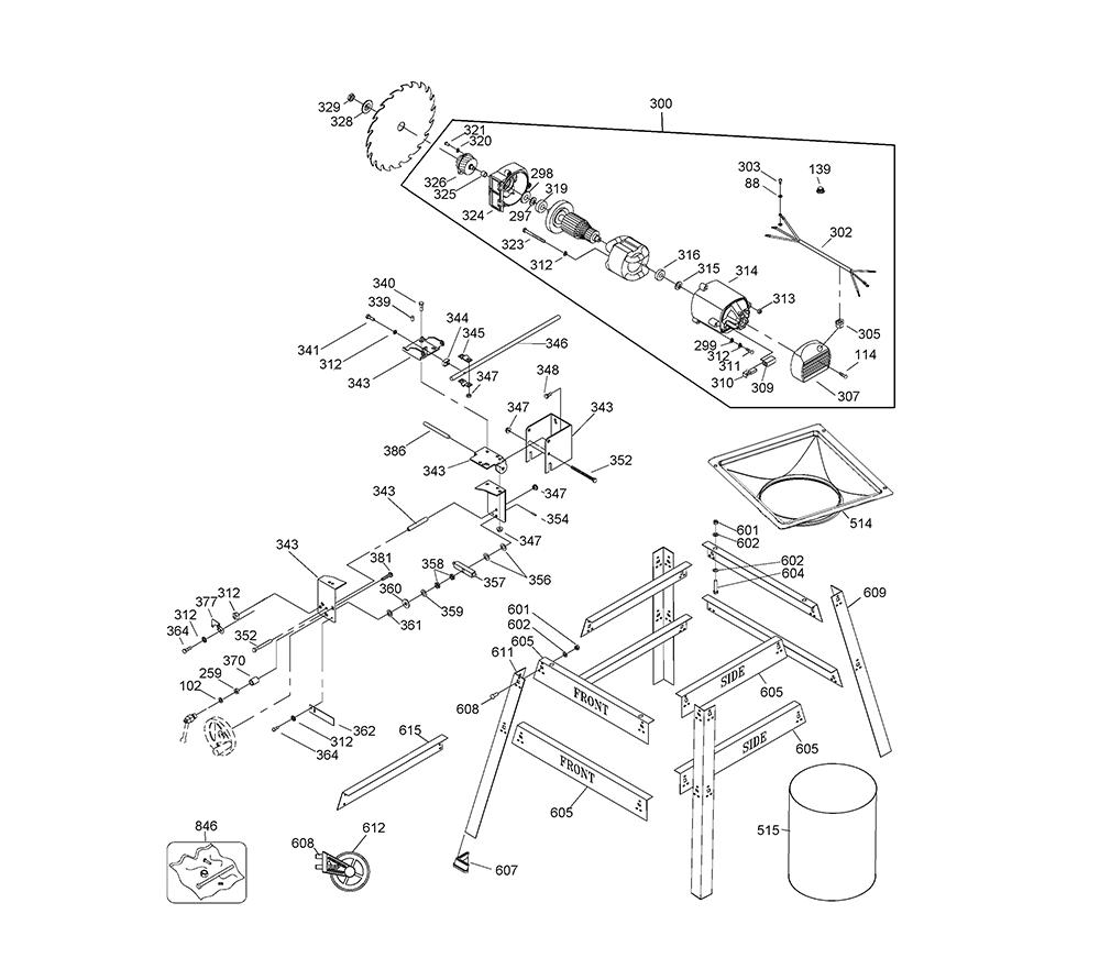 FS200SD-BlackandDecker-T2-PB-1Break Down