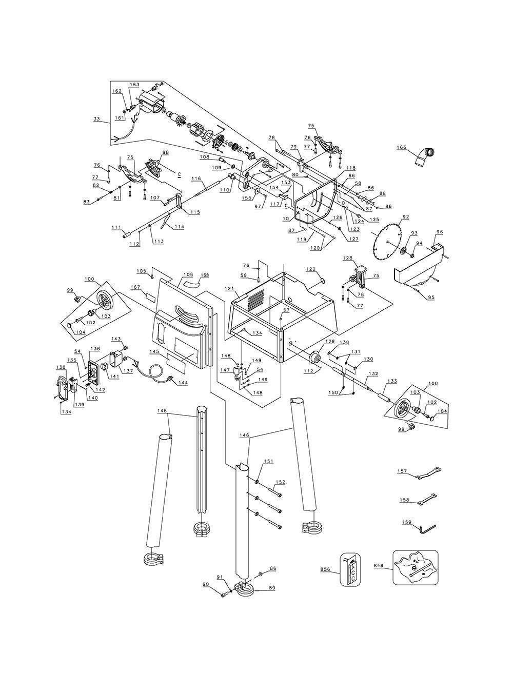 FS2500TS-BlackandDecker-T1-PB-1Break Down