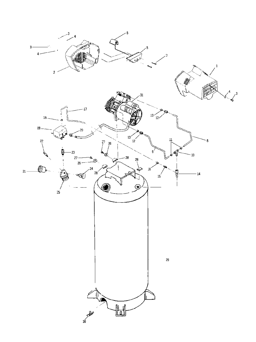 FTV560V-Devilbiss-T0-PB-1Break Down