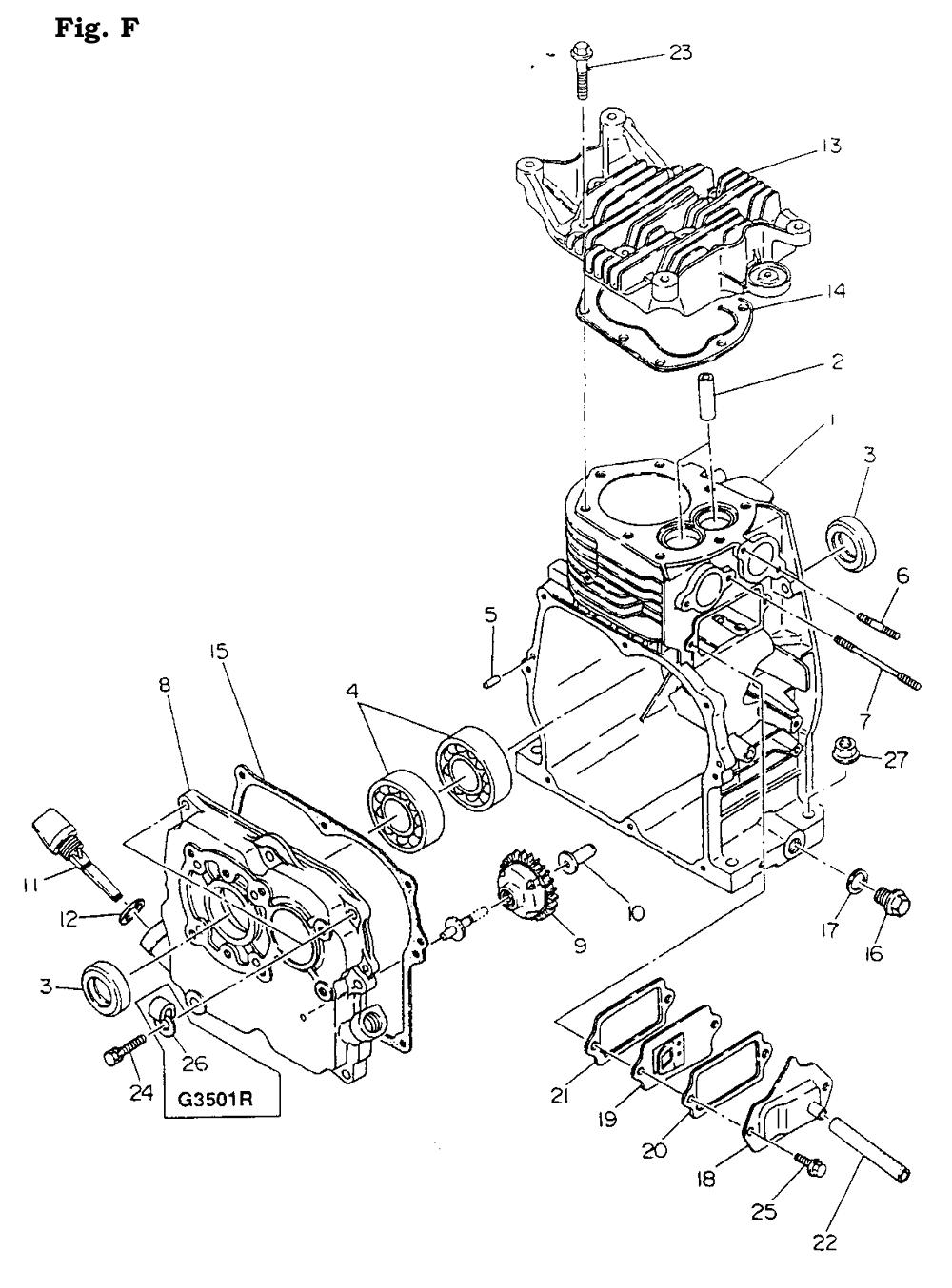 G3501R-makita-PB-5Break Down