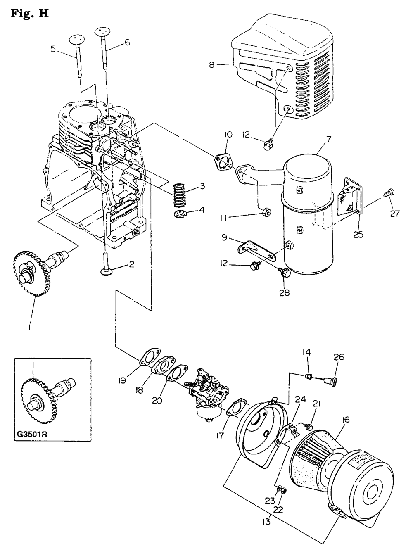 G3501R-makita-PB-7Break Down