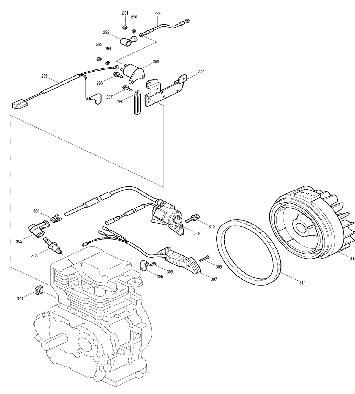 Makita-G4101R-189-PBBreak Down