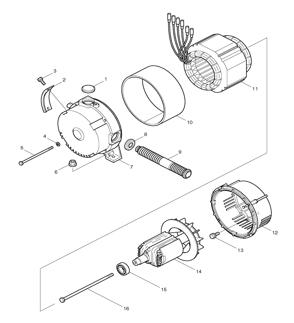 Champion Generator Parts Diagram 196cc Wiring 33 Buy Makita G6100r 5800w Replacement Tool