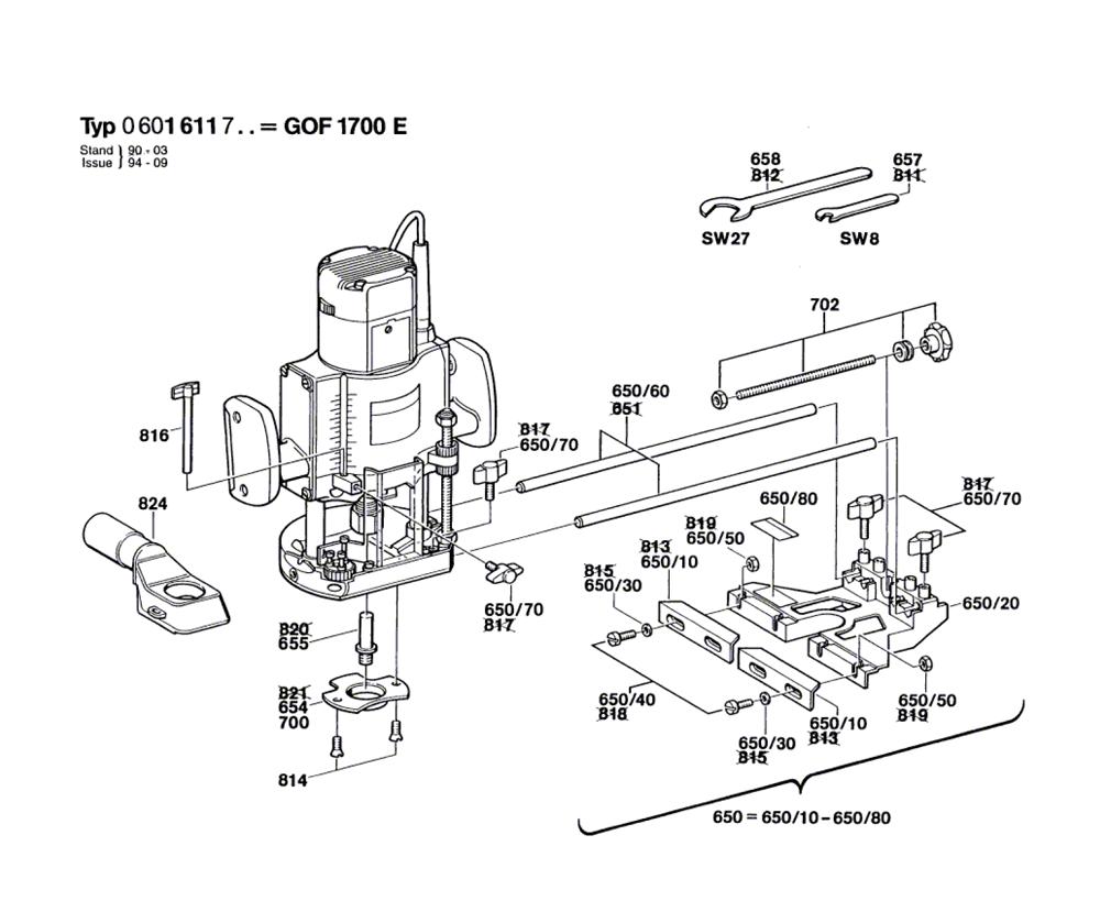 GOF-1700-E-(0601611761)-Bosch-PB-1Break Down