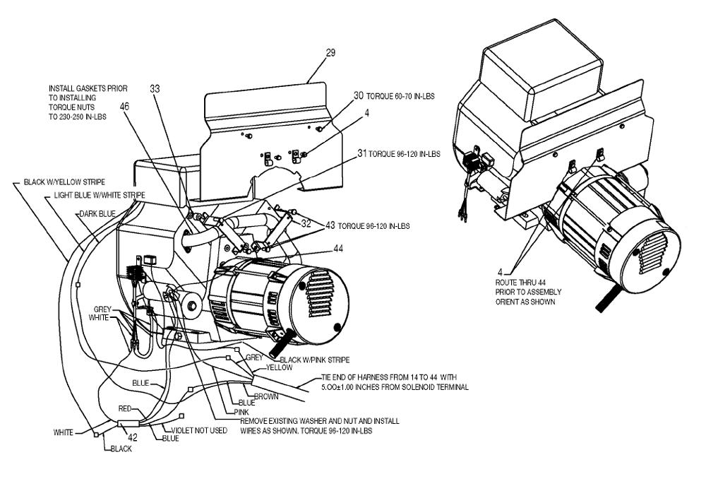 H1000-Porter-Cable-T1-PB-2Break Down