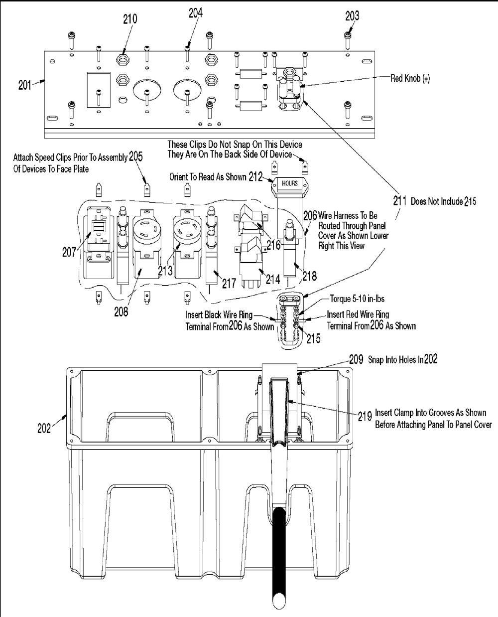 H450IS-W-Portercable-PB-3Break Down