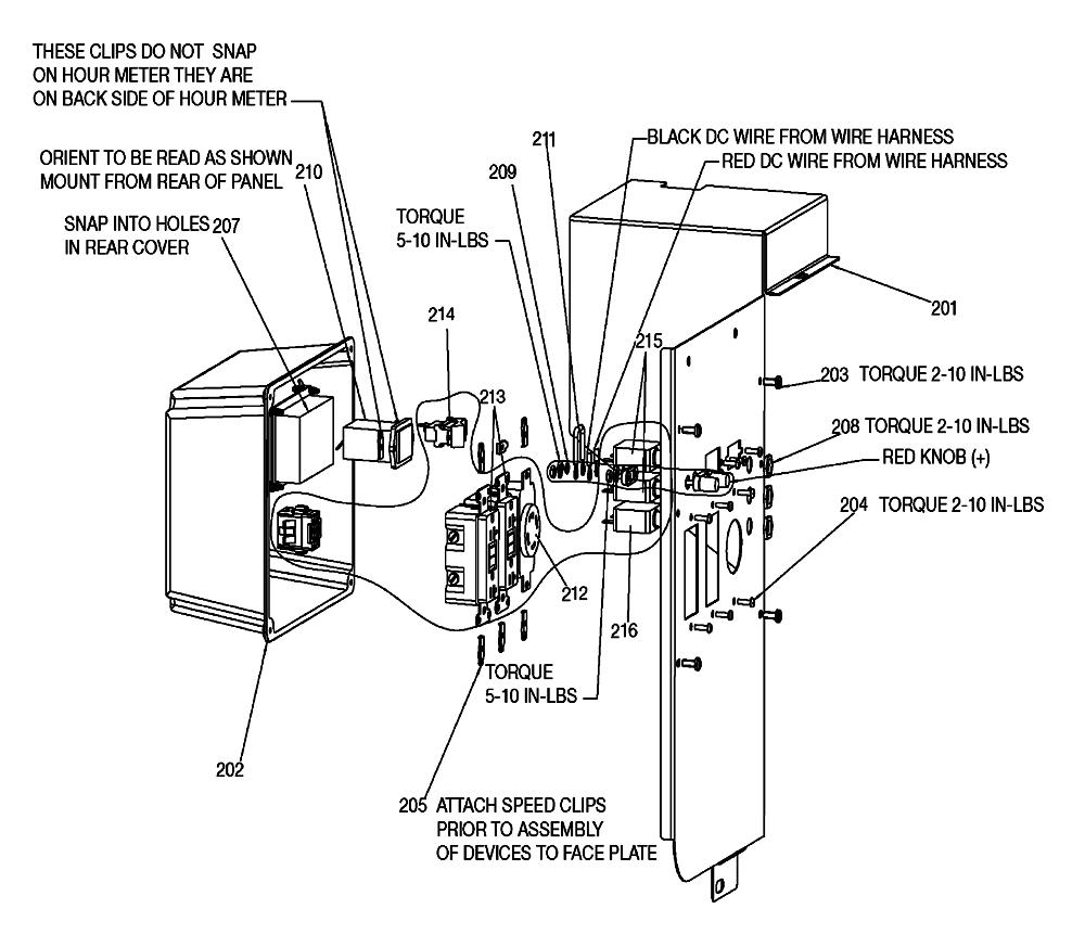 Porter-Cable-H451CS-W-Type-3-Parts-4638-PBBreak Down