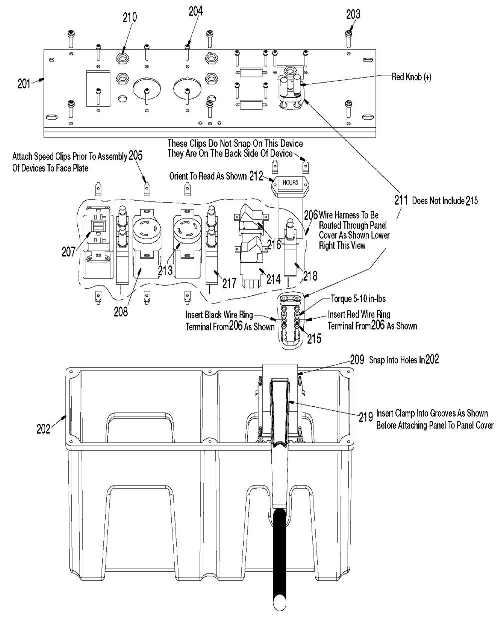 H451CS-W-Portercable-PB-2Break Down