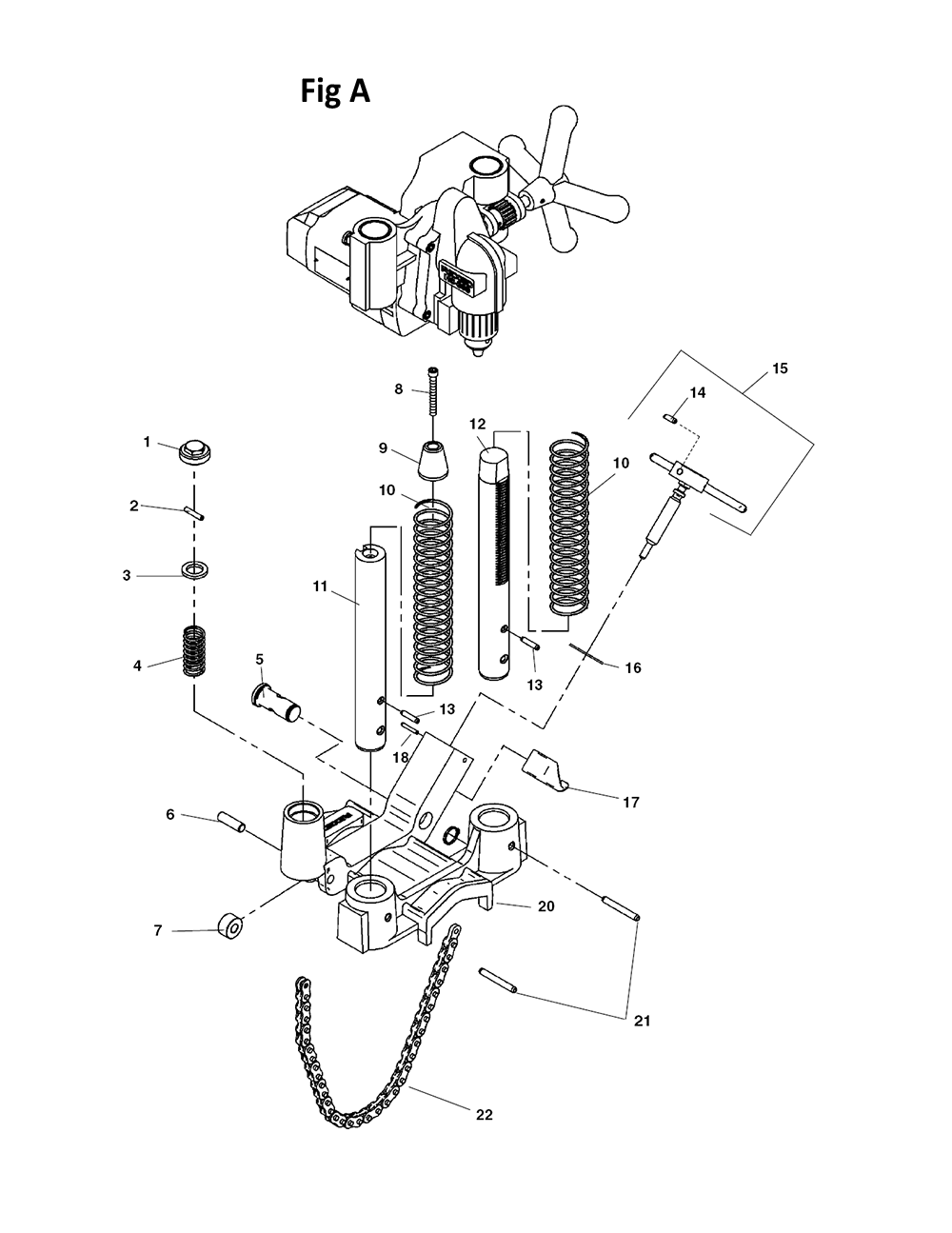 ridgid 535 pipe threader wiring diagram