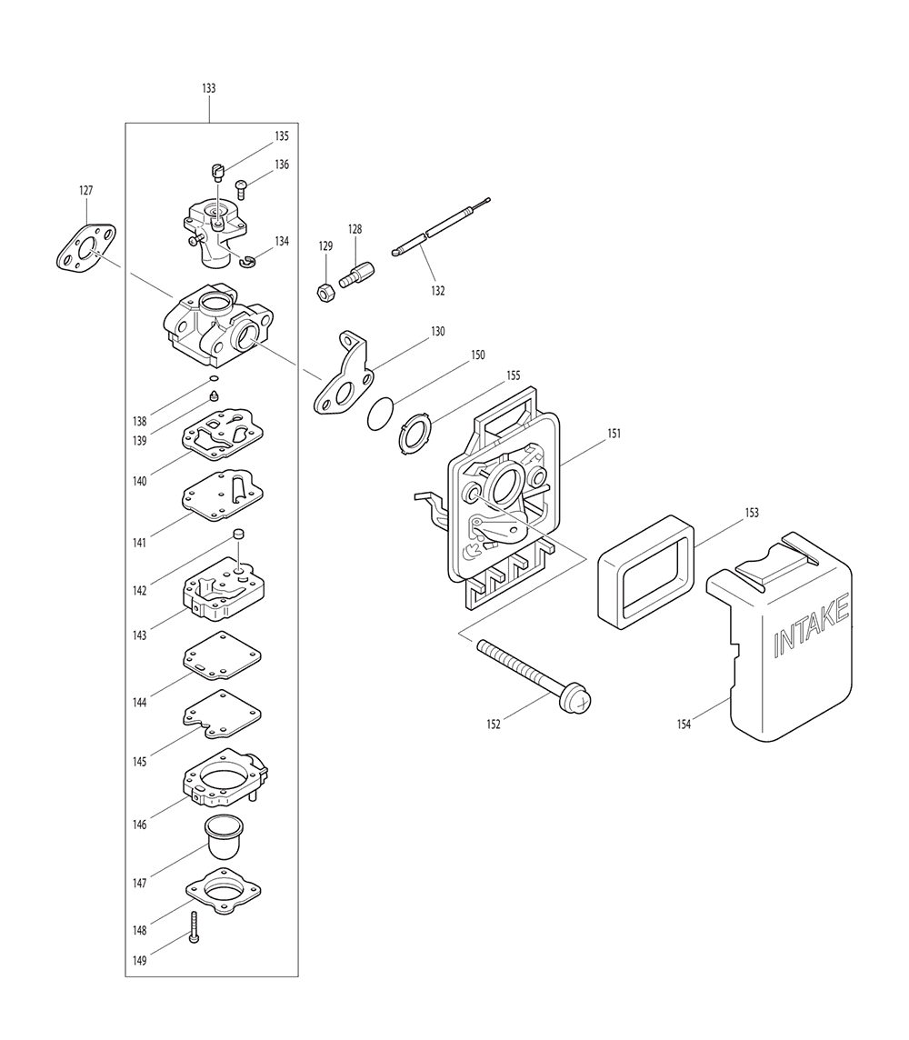 HTR5600-T1-Makita-PB-2Break Down