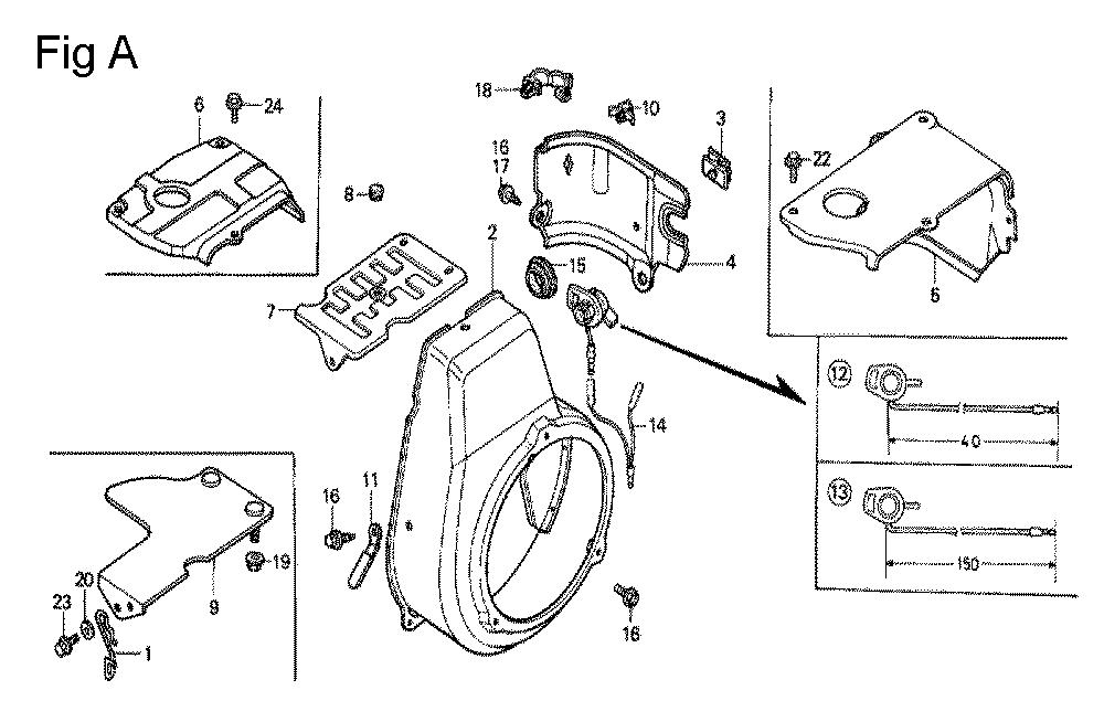 G100K2-TWKR-Honda-PB-1Break Down