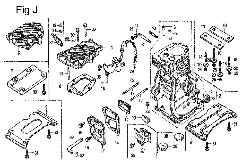 G100K2-TWKR-Honda-PB-10Break Down