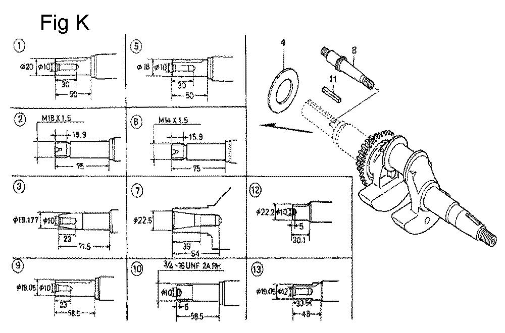 GC160-TSHE-Honda-PB-11Break Down