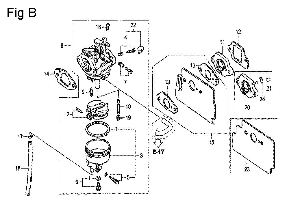 GC160-TSHE-Honda-PB-2Break Down