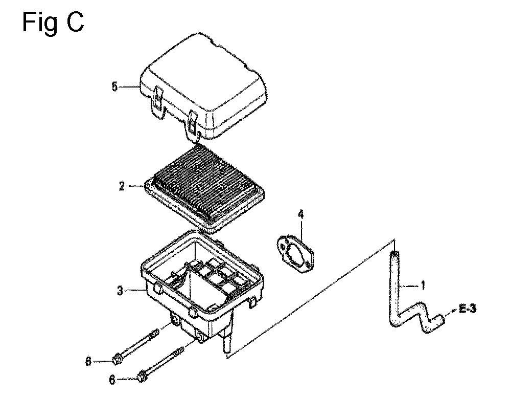 GC160-TSHE-Honda-PB-3Break Down