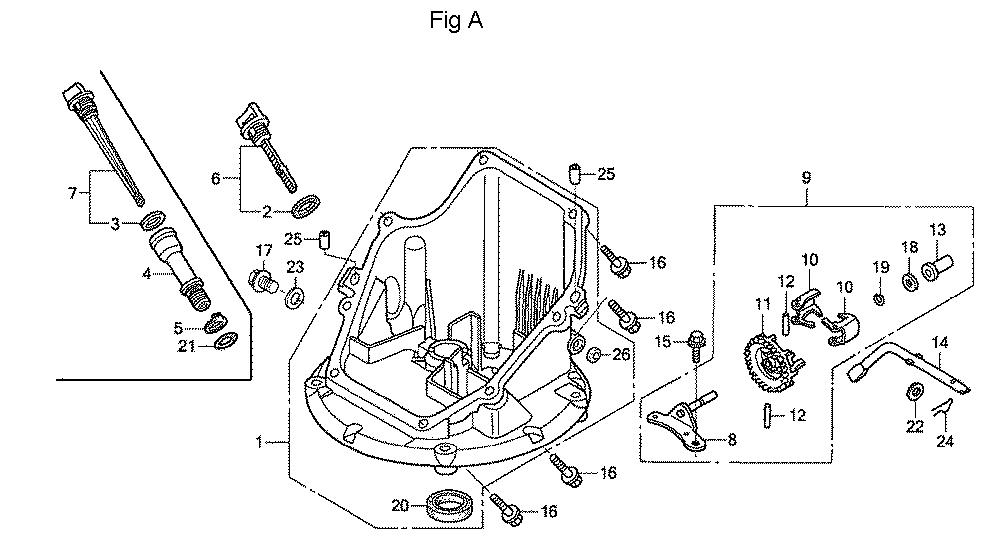GSV190A-TA1AF-Honda-PB-1Break Down