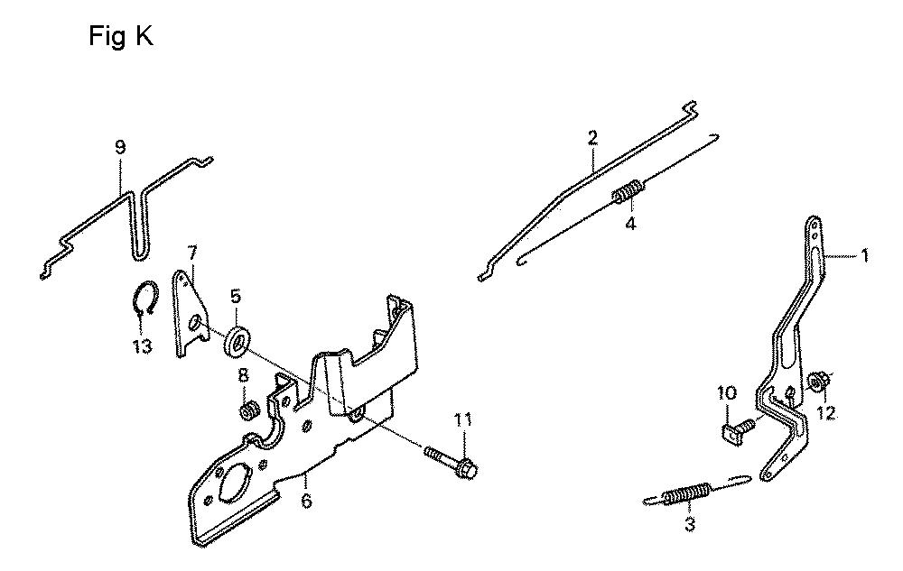 GSV190A-TA1AF-Honda-PB-11Break Down