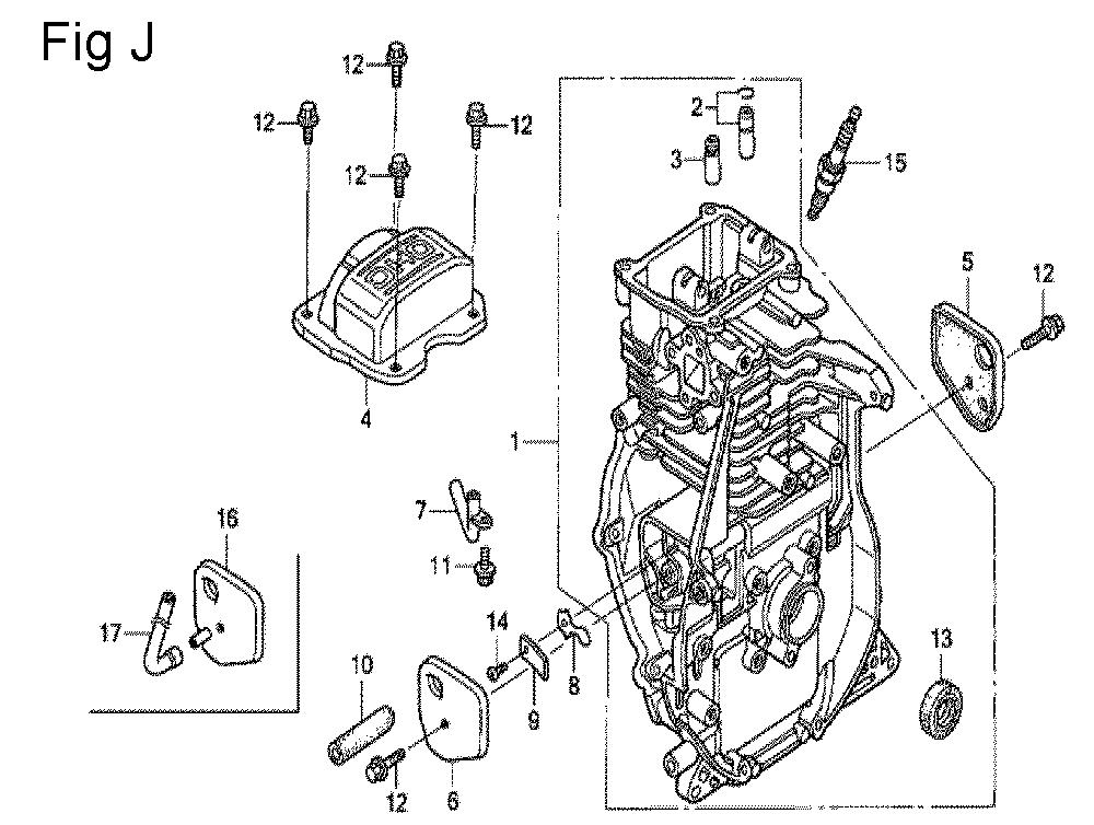 GX100U-TKRGA-Honda-PB-10Break Down