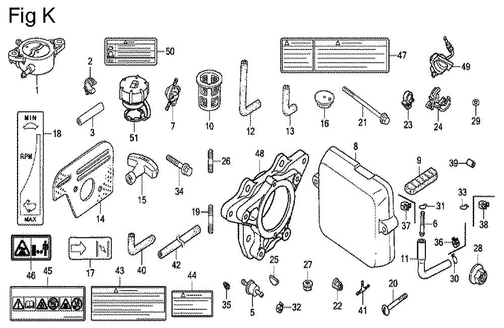 GX100U-TKRGA-Honda-PB-11Break Down