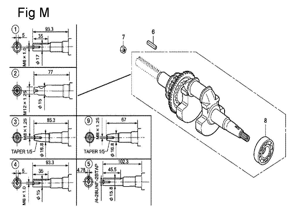 GX100U-TKRGA-Honda-PB-13Break Down