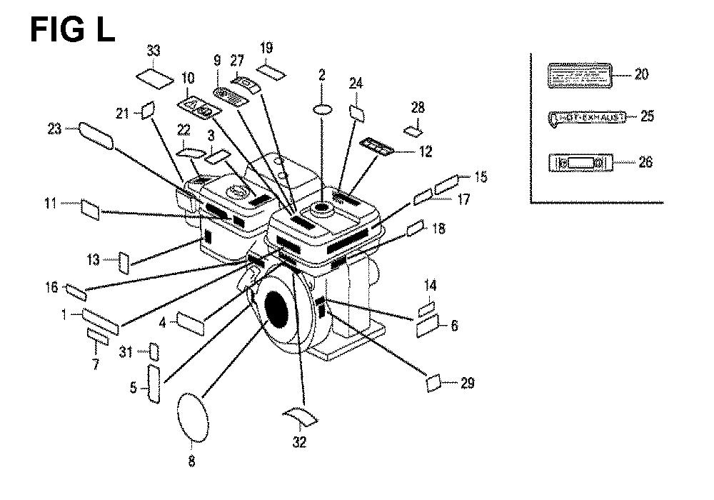 GX120K1-(LX4-seri-43-9099999)-Honda-PB-12Break Down