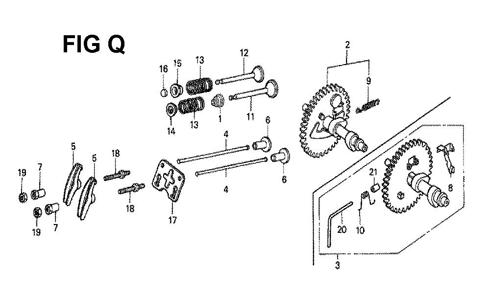 GX120K1-(LX4-seri-43-9099999)-Honda-PB-17Break Down