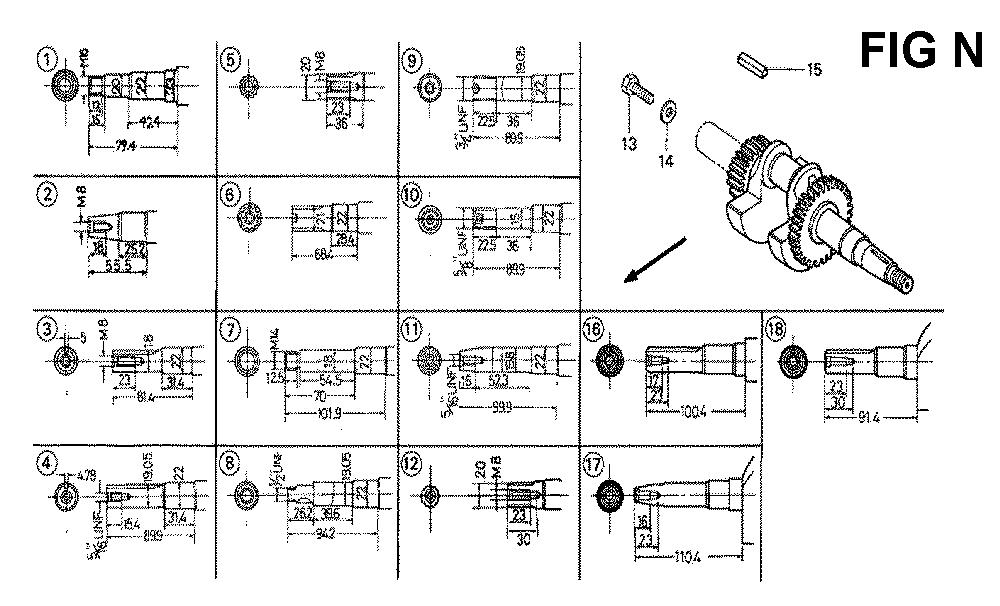 GX120K1-TLX26-Honda-PB-14Break Down