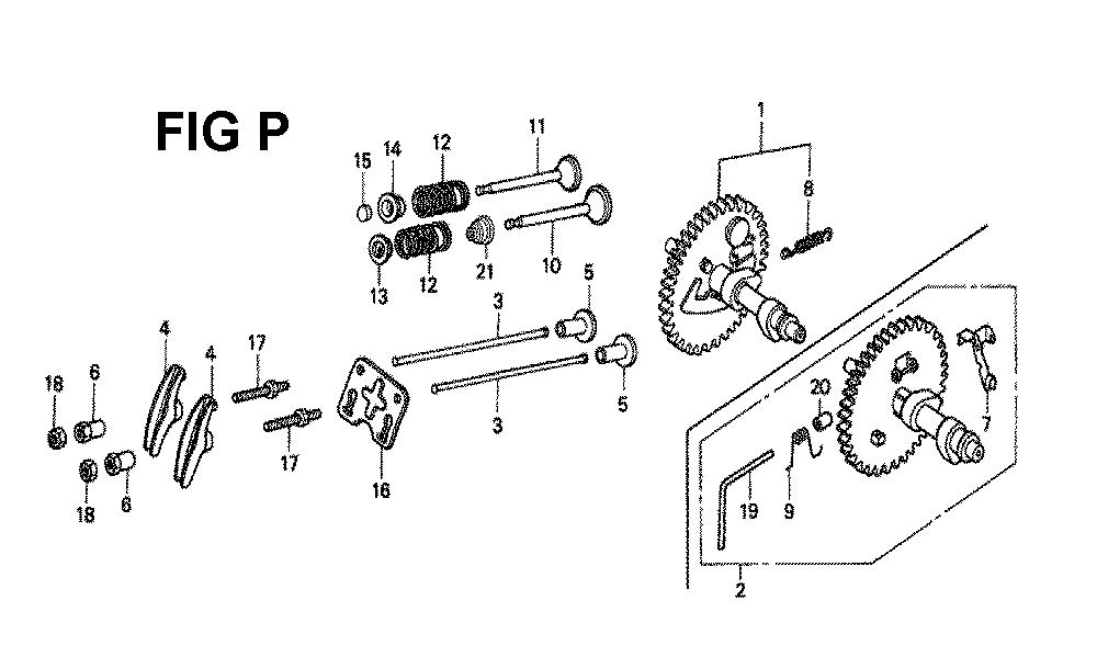 GX120K1-TLX26-Honda-PB-16Break Down