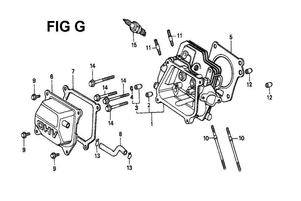GX120K1-TLX26-Honda-PB-7Break Down