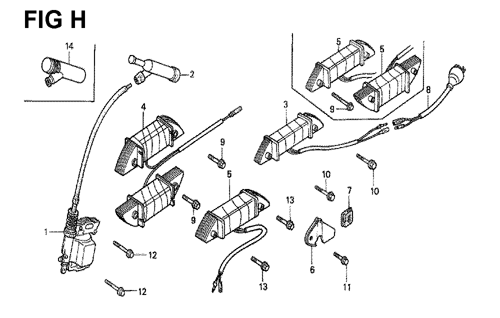 GX120K1-TLX26-Honda-PB-8Break Down