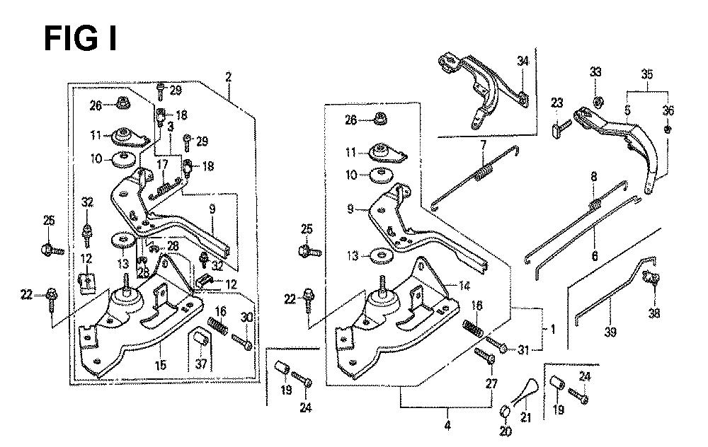 GX120K1-TLX26-Honda-PB-9Break Down