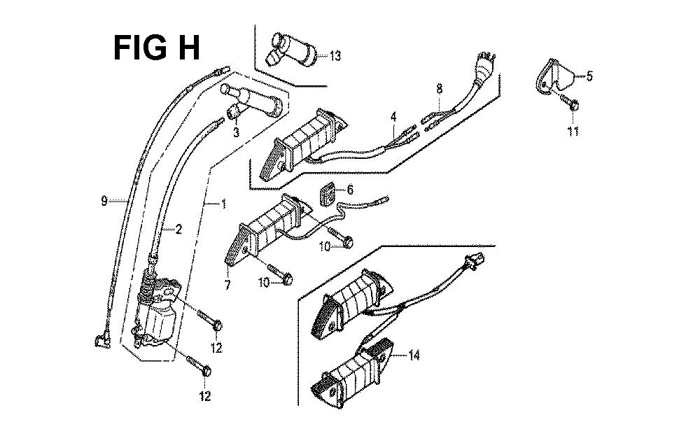 GX160H1-TQXBRA-Honda-PB-8Break Down