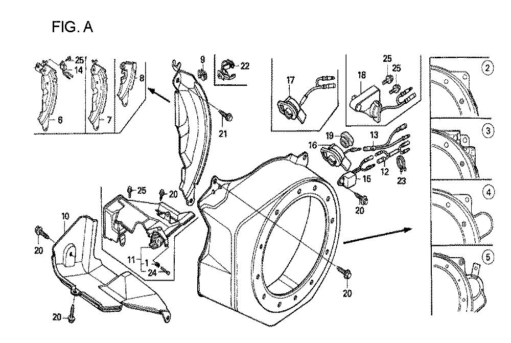 GX160U1-TQXWE-Honda-PB-1Break Down
