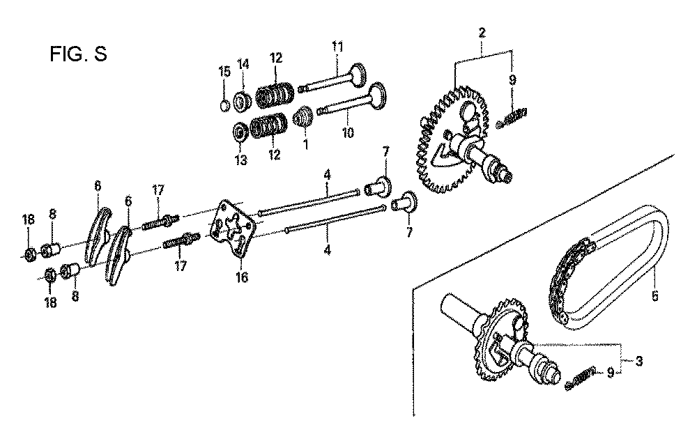 GX160U1-TQXWE-Honda-PB-19Break Down