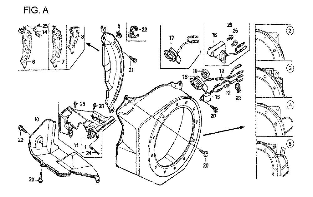 GX160U1-TVPR7-Honda-PB-1Break Down
