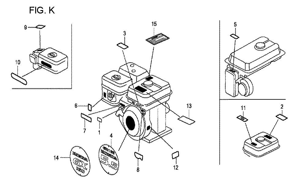GX160U1-TVPR7-Honda-PB-11Break Down