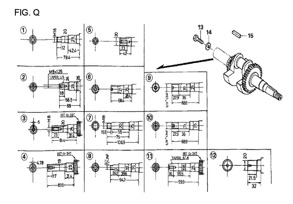 GX160U1-TVPR7-Honda-PB-17Break Down
