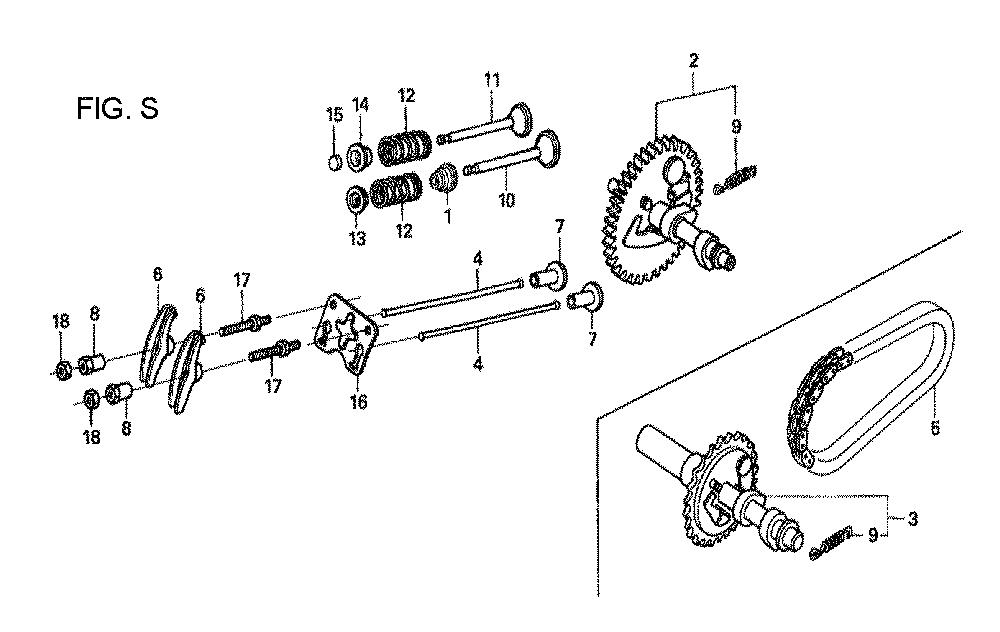 GX160U1-TVPR7-Honda-PB-19Break Down