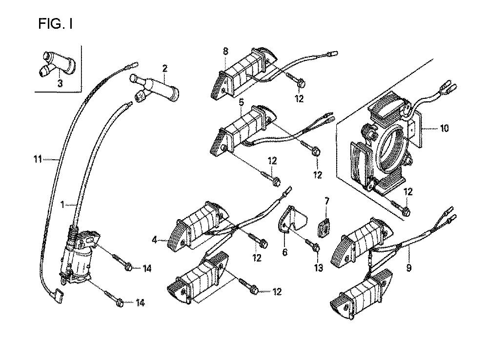 GX160U1-TVPR7-Honda-PB-9Break Down