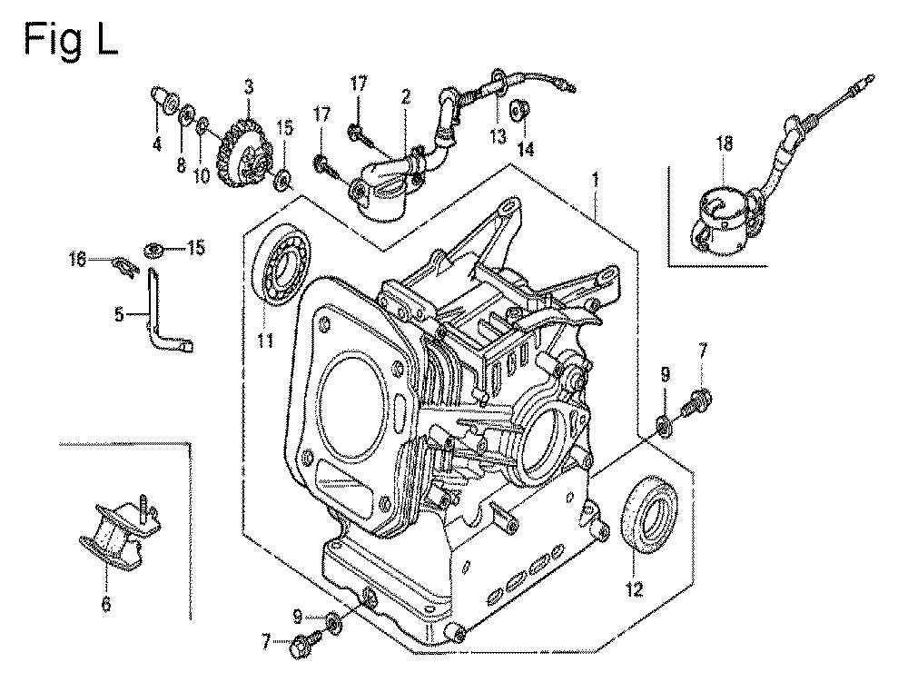GX200-(PX-Seri-19-8999999)-Honda-PB-12Break Down