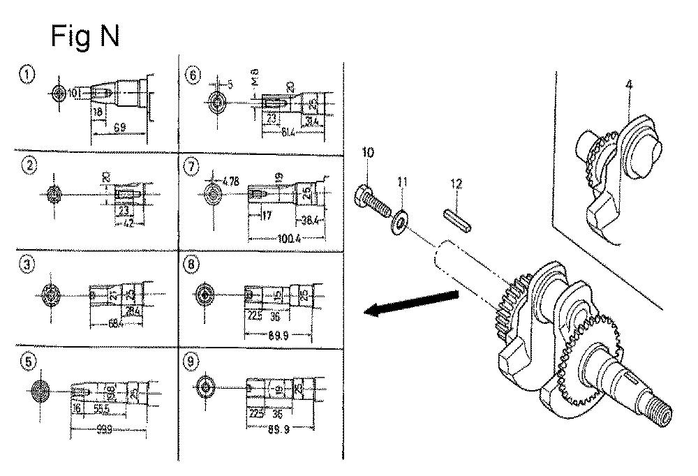 GX200-(PX-Seri-19-8999999)-Honda-PB-14Break Down