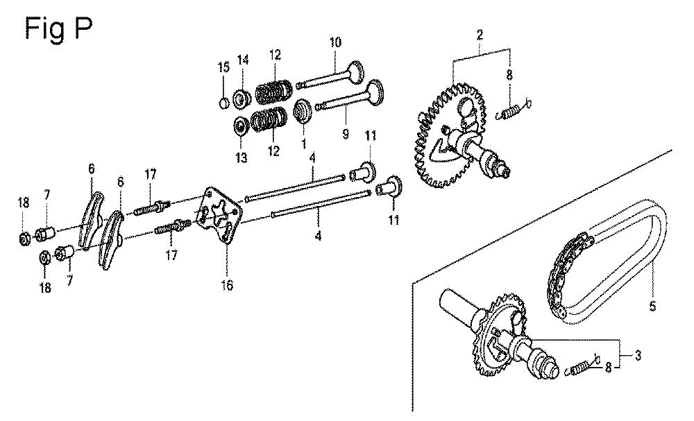 GX200-(PX-Seri-19-8999999)-Honda-PB-16Break Down