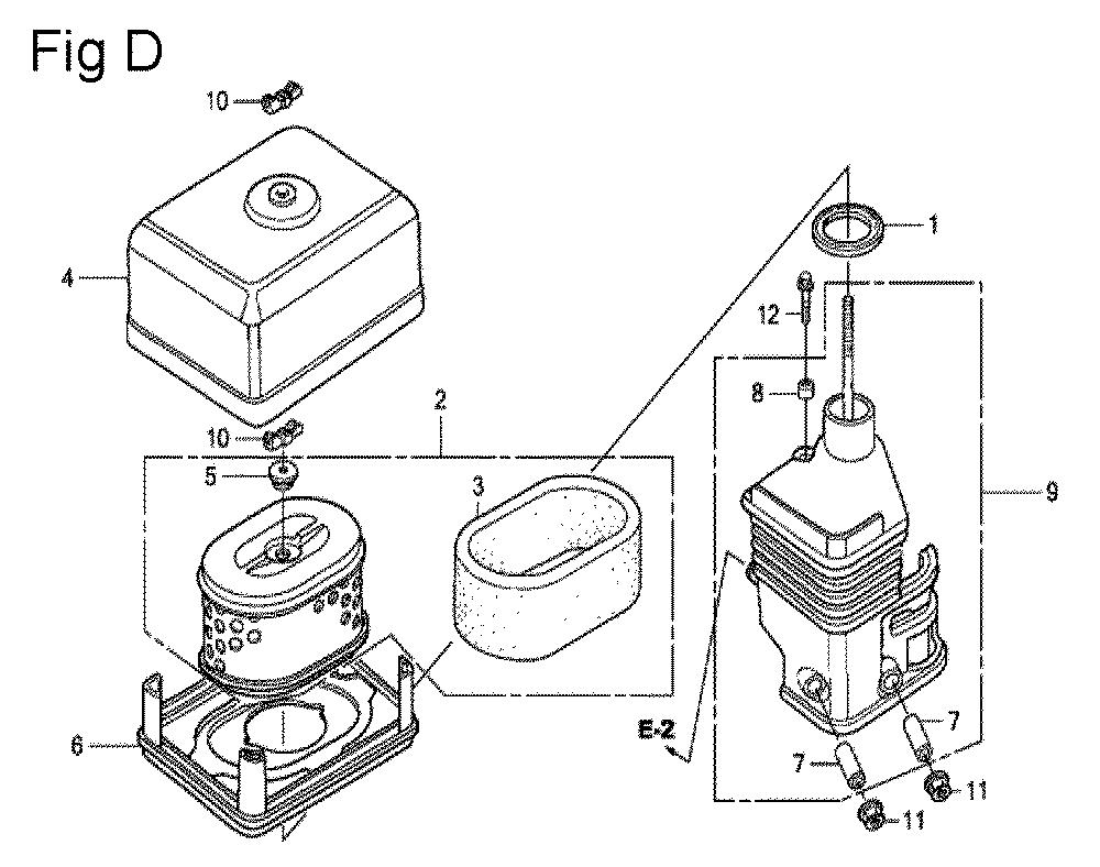GX200-(PX-Seri-19-8999999)-Honda-PB-4Break Down