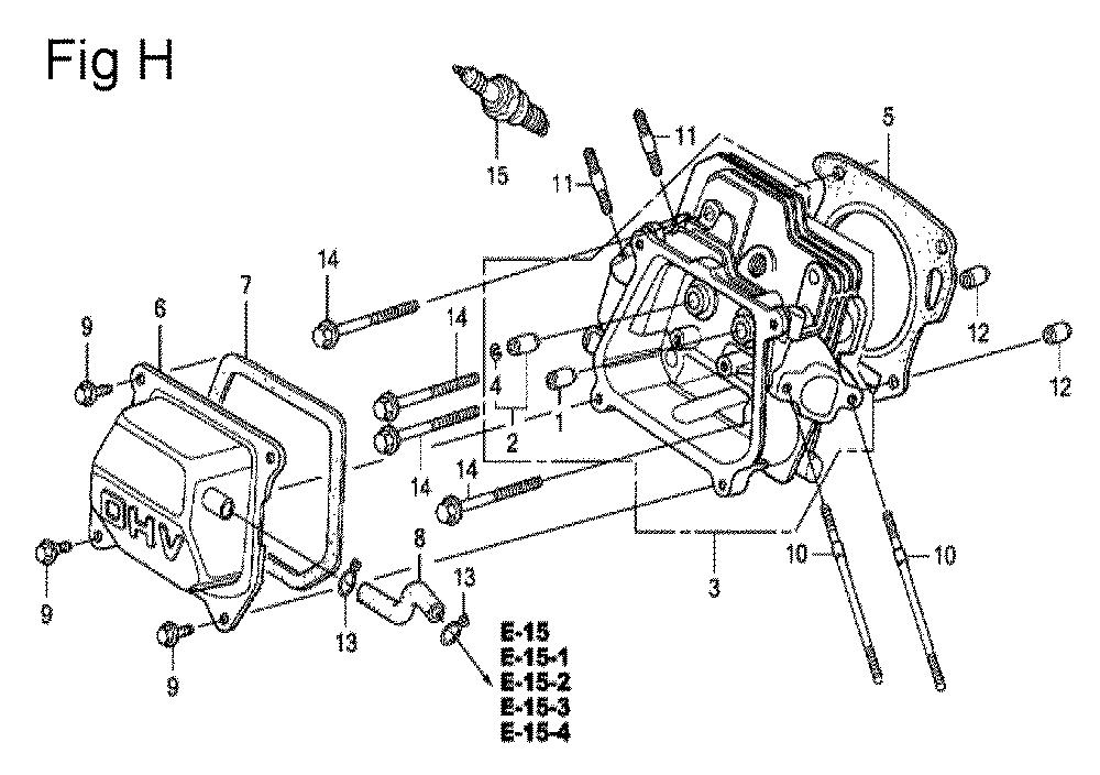 GX200-(PX-Seri-19-8999999)-Honda-PB-8Break Down